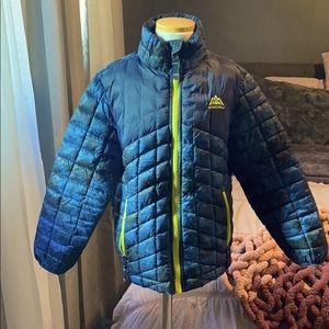 Ultra warm puff jacket